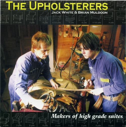 The Upholsterers Makers of High Grade Suites, 2000. Gift of Michelle Andonian