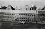 Detroit River Rouge Plant, 1955, © Robert Frank
